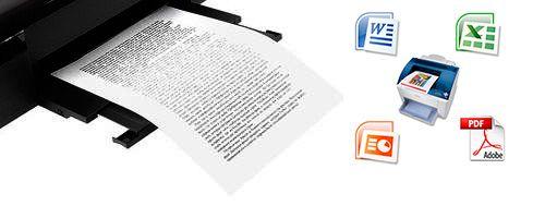 печать документов, печать А3, печать А4